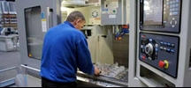 NEW CNC MACHINING CENTRE