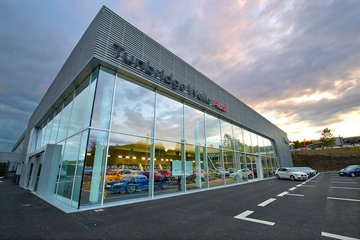Audi Maidstone, Swindon, York,  Cheltenham, Newcastle, Oxford, Tunbridge Wells and Huntingdon