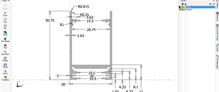 Aluminium Extrusion Design